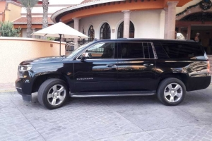 Weddings transportation in cabo